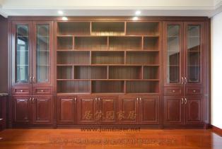 居梦园中式风格营造的是极富中国舒适、大气情调的生活空间。