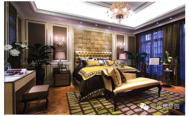 温馨浪漫的房间
