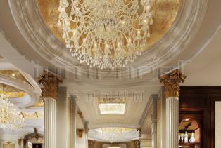 豪宅吊顶设计效果图,为您带来全新的视觉盛宴。